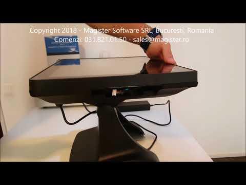 Sistemul POS Touchscreen Partner SP850