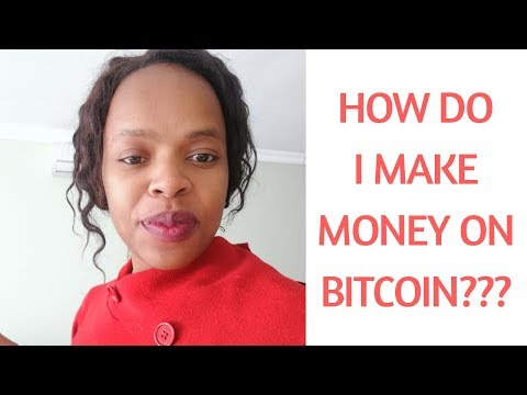 How To Make Money From Bitcoin?