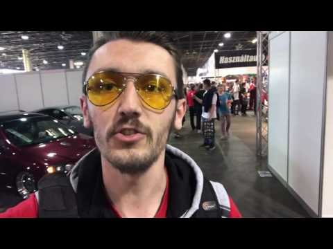 #26 Car vLog - Ne-am pierdut in BUDAPESTA Trip Expo AMTS