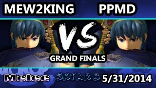 SKTAR 3 - PPMD (Falco, Marth) Vs. Mew2King (Sheik, Marth) - Grand Finals