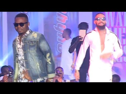 OLAMIDE | RUNTOWN | PHYNO | HARRY SONG | FULL PERFORMANCE | AT WARRI MEGA FIESTA