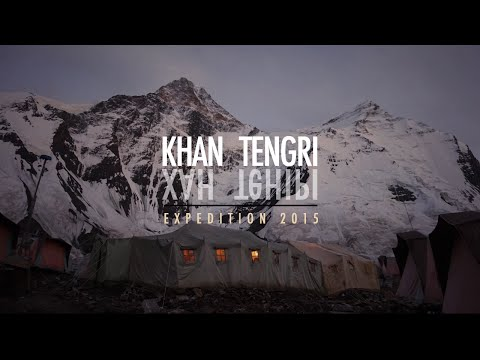 KHAN TENGRI 2015 EXPEDITION