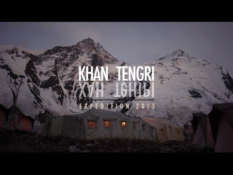 KHAN TENGRI 2015 EXPEDITION