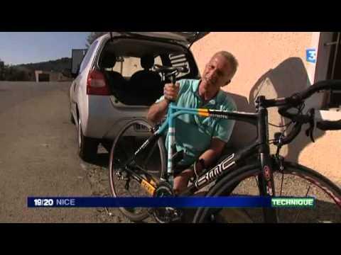Nouveau Pédalier Cyclisme