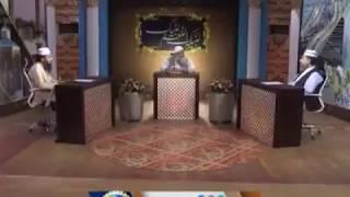 subhanallah alhamdulillah allahu akbar la ilaha illallah ke bade fazaail sheikh ajmal bhatti