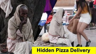 Hidden Pizza Delivery to the Poor - Sneha Sachdeva | Helping Hands