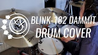 blink-182 - Dammit - Drum Cover