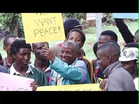 Peace Demonstration Naswa Prank