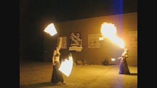 Fire Dance Promo, Tricks of the Light Entertainment