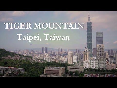 Tiger Mountain: Taipei, Taiwan