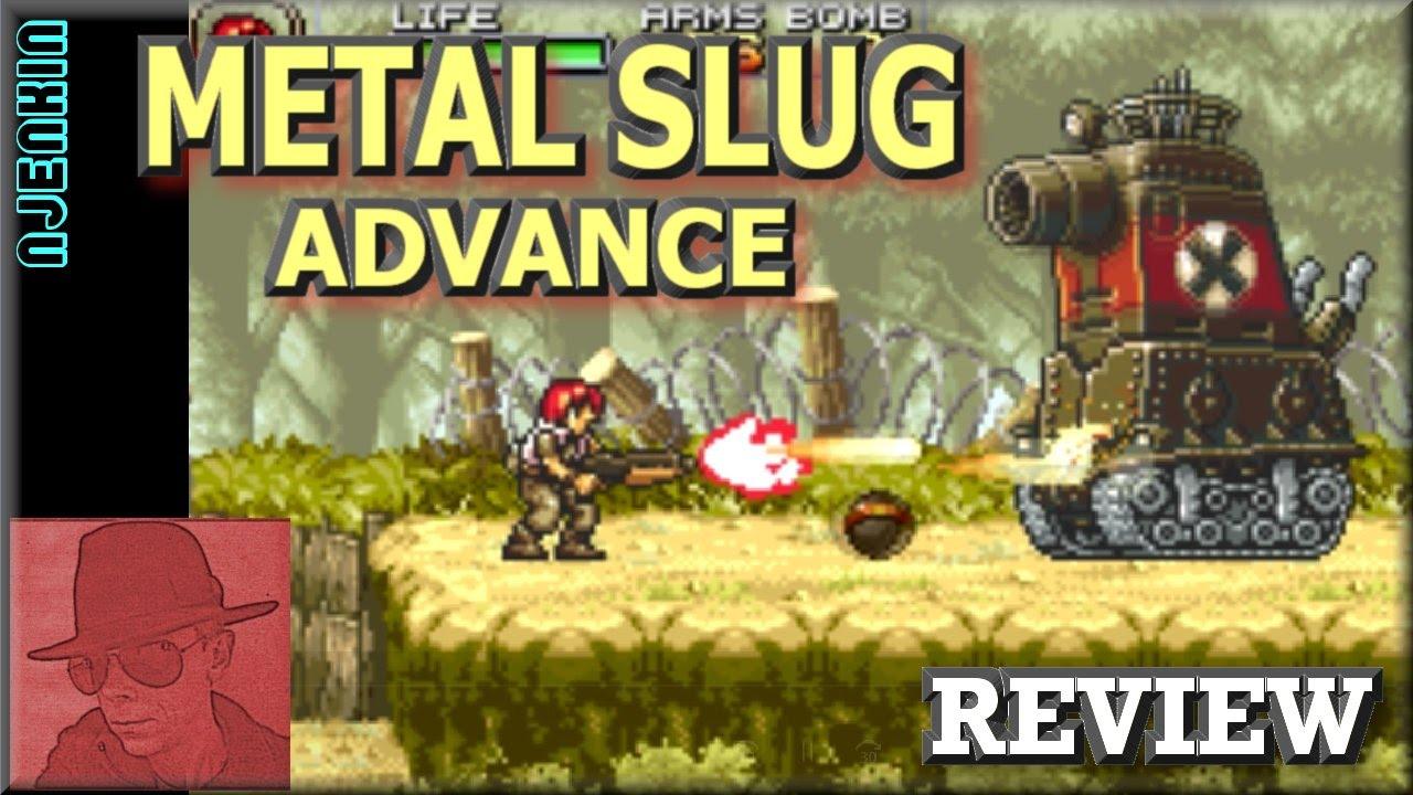 Metal slug advance | Metal Slug Advance ROM  2019-03-13