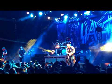 Slayer - Chemical Warfare (Eugene, Oregon) 8/11/2017