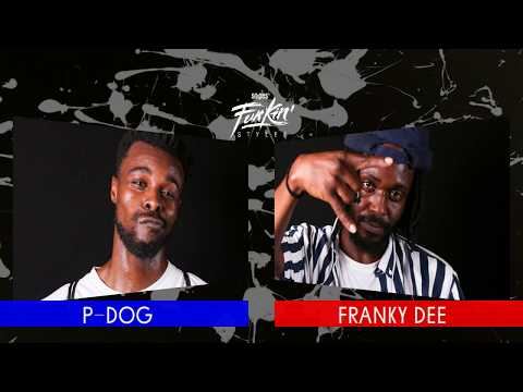 SNIPES FUNKIN STYLEZ 2018 - HIPHOP FINAL -  P-DOG vs. FRANKY-DEE