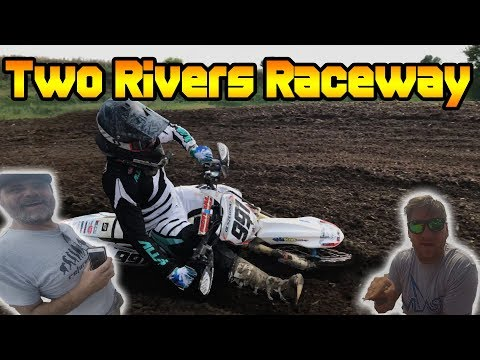 NEW (to you) TRACK! DwD #110 | Two Rivers Racing