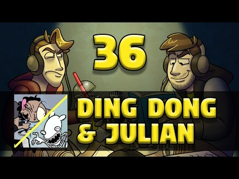 SuperMegaCast - EP 36: An Evening w/ Ding Dong & Julian - 동영상