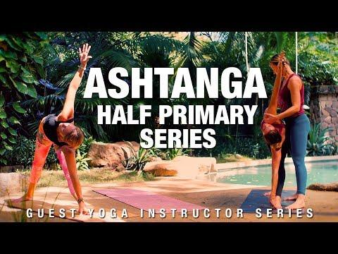 Ashtanga Half Primary Series Yoga Class - Five Parks Yoga