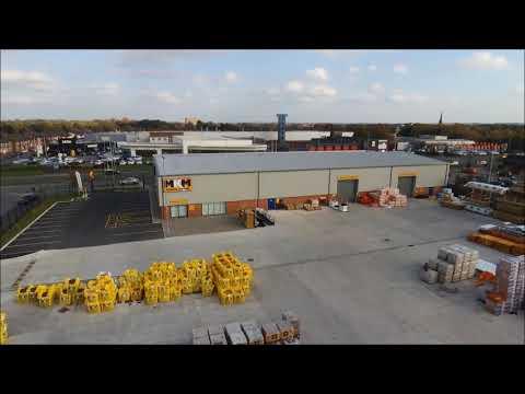 MKM Builders Merchant, Warrington, for Derwent Estates