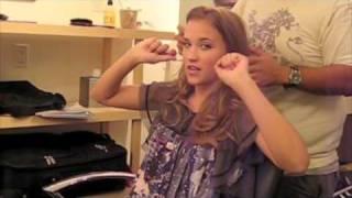 Emily Osment's favorite Hannah Montana: The Movie scene! (BOP & Tiger Beat)