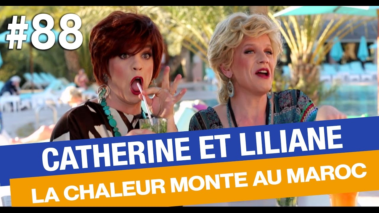 catherine et liliane au casino