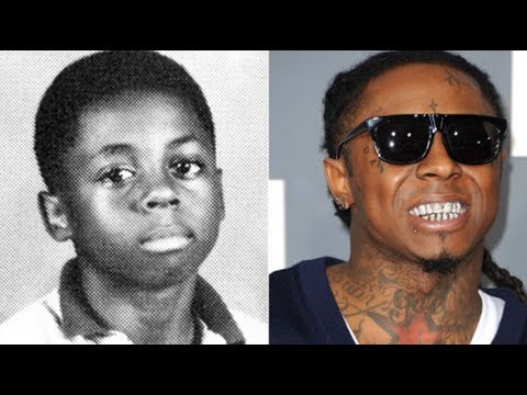 THE REAL EVOLUTION OF LIL WAYNE (1996-2017)
