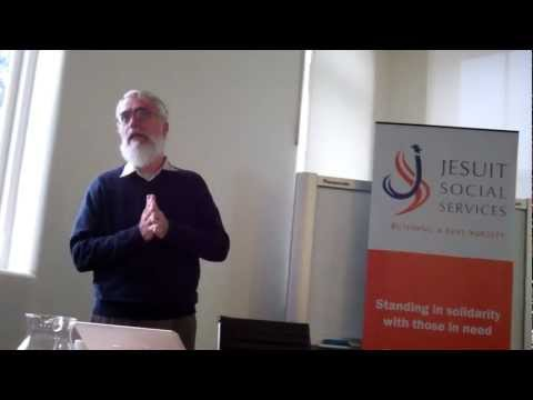 Jesuit Social Services - Pedro Walpole SJ - 'Reflections on a just society' event - 20 July 2012