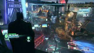 Arkham knight batman v superman skin story gameplay