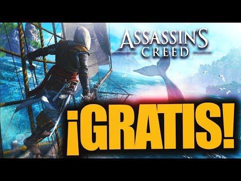 ¡CONSIGUE GRATIS ASSASSIN'S CREED 4 BLACK FLAG! - RAFITI