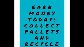 pallet money method