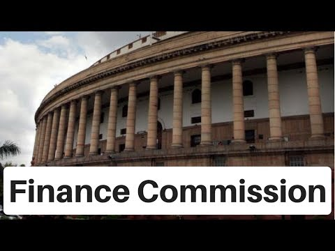Polity - Finance Commission of India