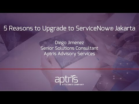 What's New in ServiceNow Jakarta