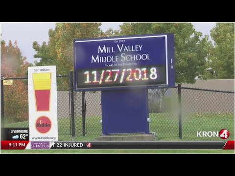 Mill Valley Middle School evacuated due to bomb threat