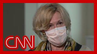 Exclusive: Dr. Birx speaks with CNN's Dr. Sanjay Gupta