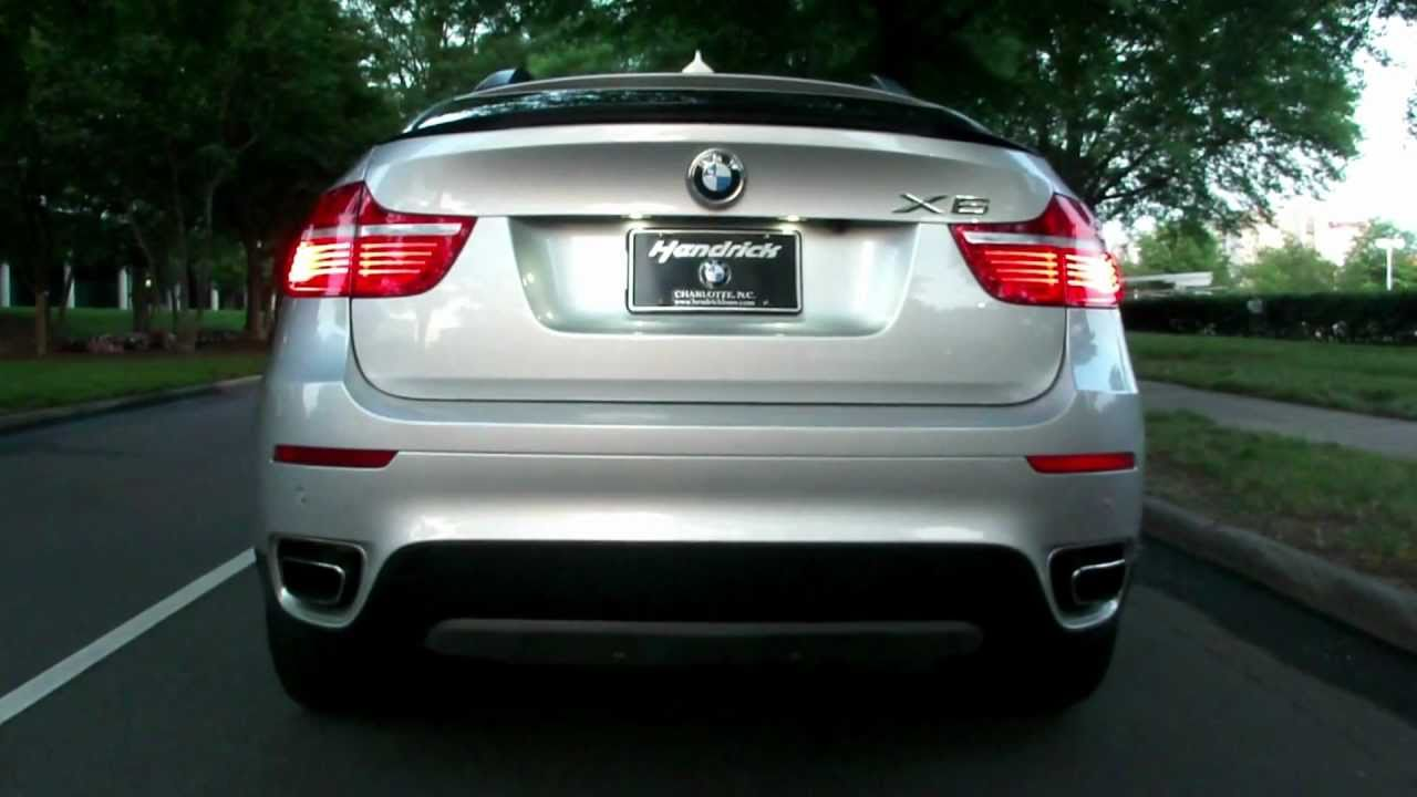 2011 Bmw X6 Xdrive50i Youtube