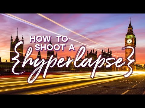 How to shoot a great hyperlapse video with any camera youtube how to shoot a great hyperlapse video with any camera ccuart Images