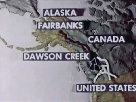 Alaska: The Last Frontier: Alaska 1948 - CharlieDeanArchives / Archival Footage