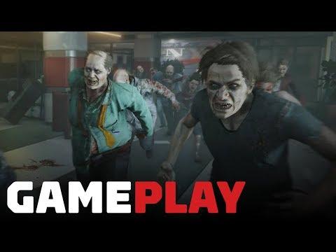 World War Z Gameplay Showcase - Gamescom 2018