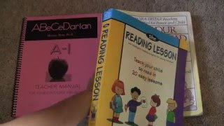 BWA - Phonics Instruction (100 Easy Lessons, The Reading Lesson & ABeCeDarian)