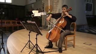 """Philippe Kerkhof,  """"Elegie -Wie ein Kondukt-"""" for Cello solo (2012)"""