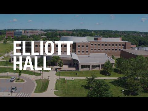 OU Campus Tour - Elliott Hall