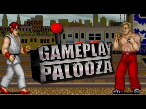 Arcade - Street Fighter Gameplay