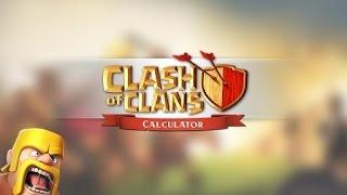 Una app para mejorar en Clash of Clans | Clash Calculadora Review
