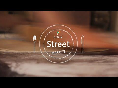 Dublin Street Markets: Os mercados de rua de Dublin