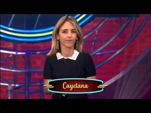 Cayetana en el Club de la Comedia
