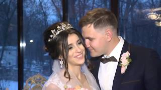 Никита Илона русско-армянская свадьба
