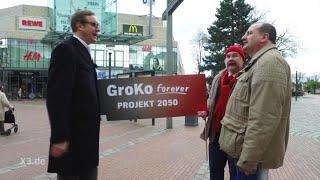 GroKo in der FuZo: GroKo forever - Projekt 2050