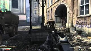 Call of Duty Modern Warfare 3 Multiplayer Gameplay PC [Deutsch/German] #006
