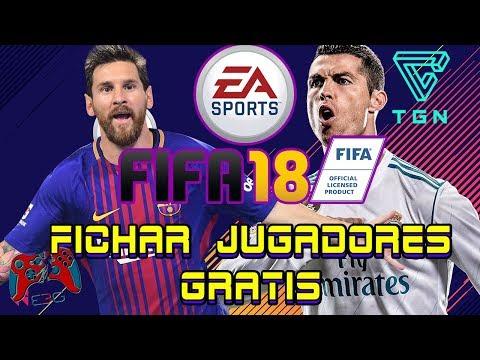 FIFA 18   FICHAR JUGADORES GRATIS   PS3 Y XBOX360 !!!
