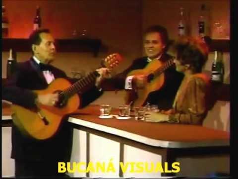 LOS PANCHOS_Julito Rodríguez (Ex-Pancho) y Raúl Vale_Recuerdan a Los Panchos_1986