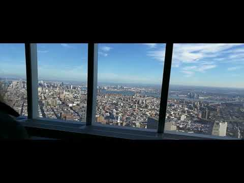 2016 - New York City, salita sul One World Trade Center (Freedom Tower)