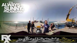 It39s Always Sunny In Philadelphia  Always Sunny Project Badass VR Experience  FXX